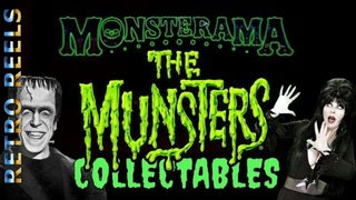 Monsterama - The Munsters Collectables