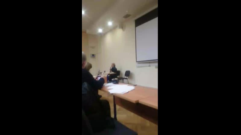О. А. Седакова. Переводы модернистов XX века.