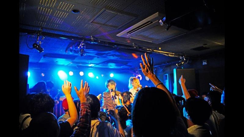 2019.11.24 「planmachine song」おやすみホログラム 福岡UTERO