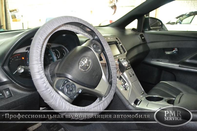 Шумоизоляция Toyota Venza, изображение №18