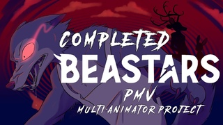 [COMPLETED] BEASTRS - Animals 1-Week PMV Multi-Animator Project
