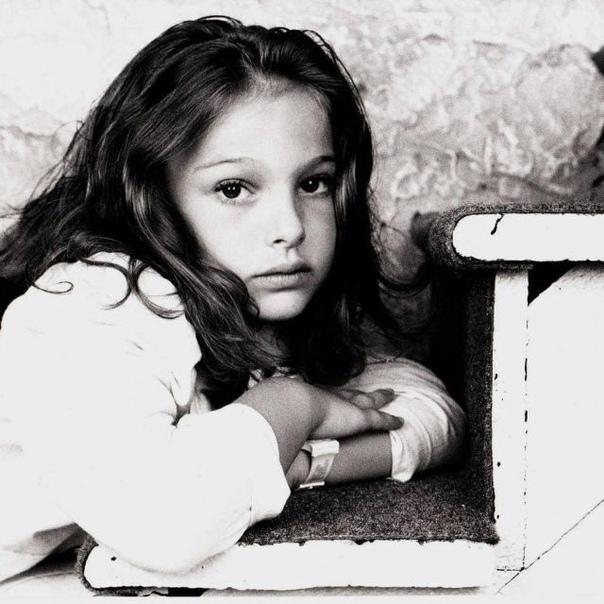 Натали Портман Горячие Фото В Детстве