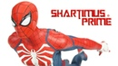 Hot Toys PS4 Spider-Man Advanced Suit 1:6 Scale Collectible Video Game Action Figure Review