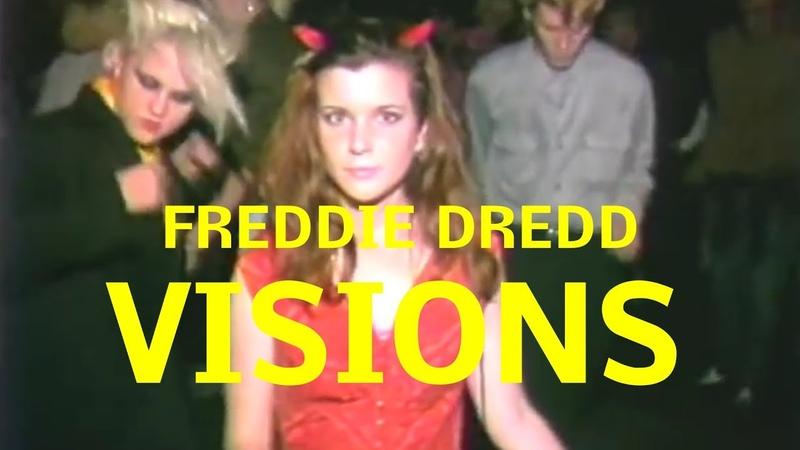 Freddie Dredd jak3 Visions music video