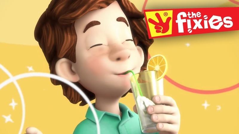The Fixies ★ The Mixer More Full Episodes ★ Fixies English Fixies 2018 Cartoon For Kids