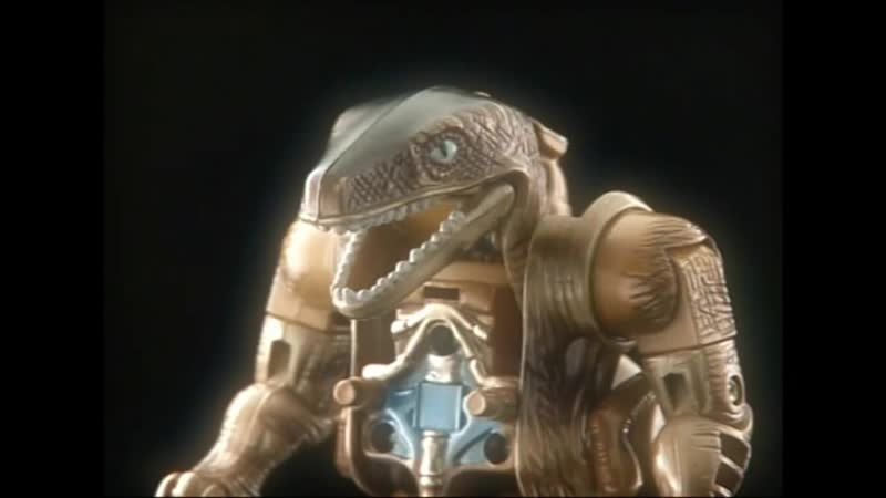 Beast Wars Diorama Story 05 Dinobot Chapter