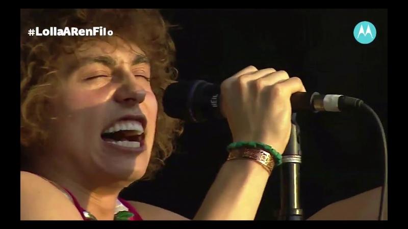 Greta Van Fleet Black Flag Exposition live lollapalooza argentina 2019