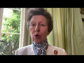 HRH The Princess Royal's Centenary Message for The Not Forgotten Association