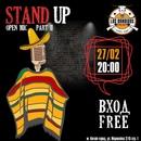 Ближайшие мероприятия в [club127865487 @los_bandidos_bar]: Завтра 27/02 смеёмся на второй части Откр