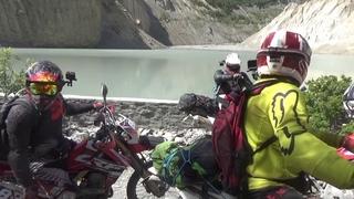 Nepali family advenger 8days dirt bike ride manang mustang lomanthang & korola