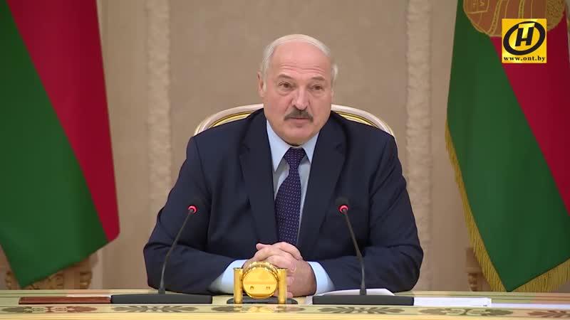 Лукашэнка пра БелАЭС Гэта будзе лепшая станцыя Гутарка з Пуціным па тэлефоне