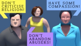 resisting emotional blackmail | when 'compassion' corrupts [cc]