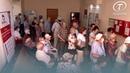 В Туле пенсионеры выстроились в огромную очередь за проездными билетами