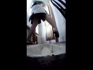 Wc скрытая камера в женском туалете