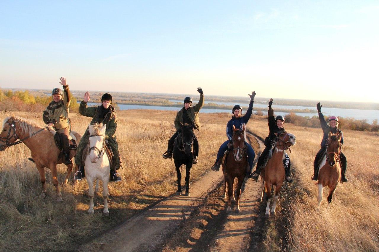 Афиша Однодневный конный тур 9 ноября