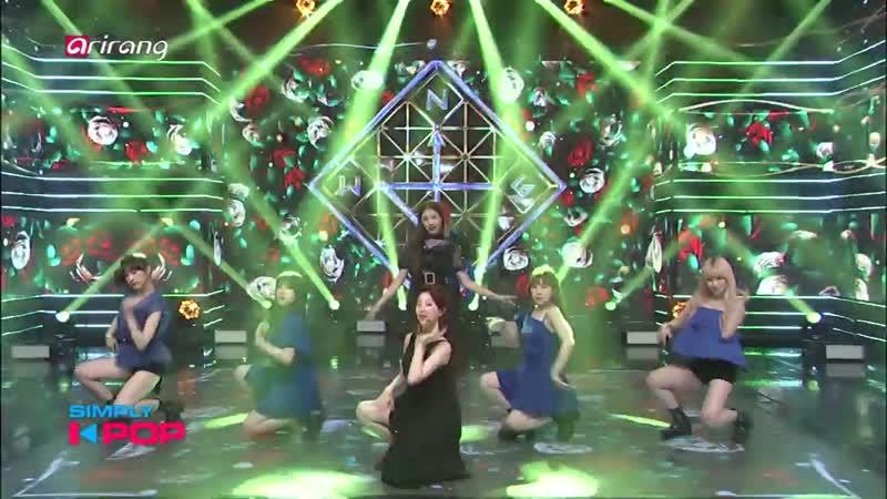 [Simply K-Pop] Girls in the Park(공원소녀) _ RED-SUN (021) _ Ep.375 _ 081619