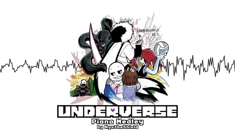 Underverse Piano Medley 4th Anniversary Special