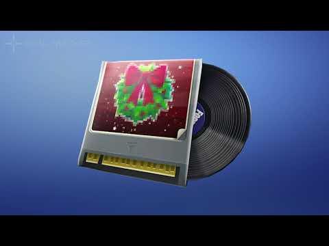 Merry Chipmas Full Fortnite Music Pack