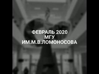 Видеоотчёт о тренинге по видеоблогингу, проведённом Дмитрием Тараном в МГУ им. Ломоносова