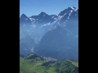 Неописуемая красота гор