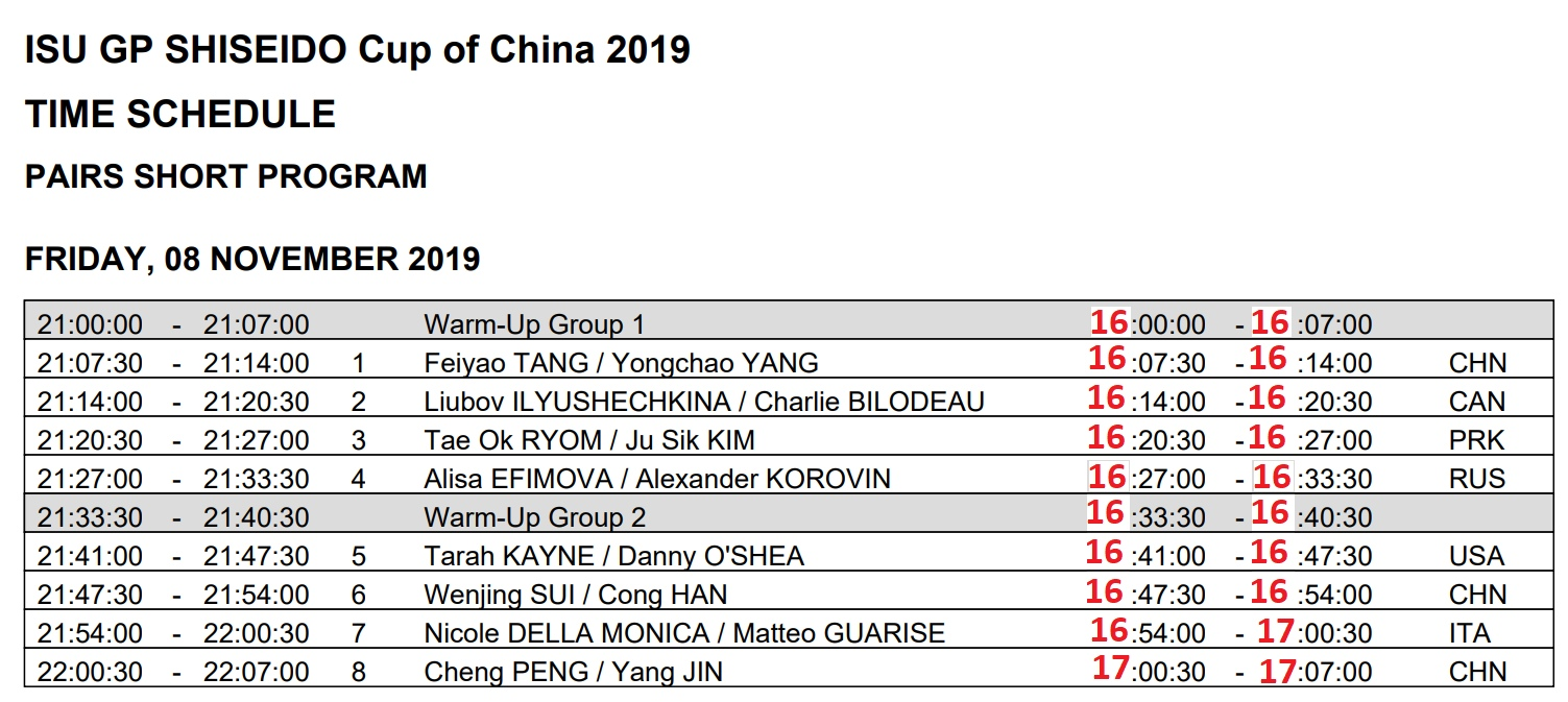 GP - 4 этап. Cup of China Chongqing / CHN November 8-10, 2019 - Страница 3 4bgoaBNeurI
