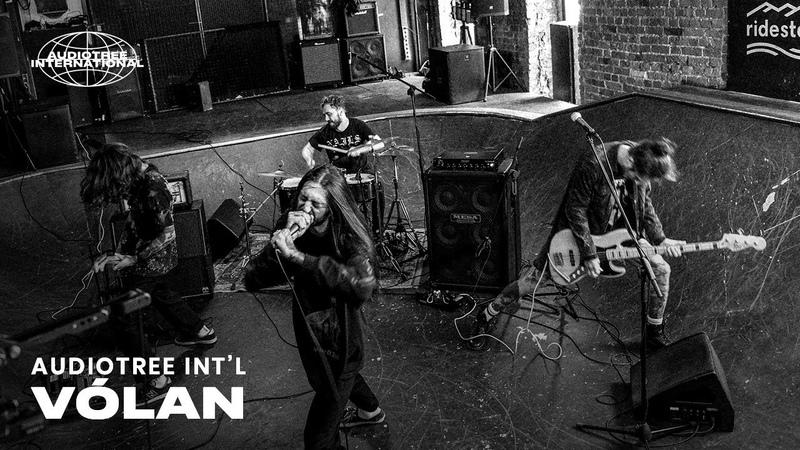Vólan Live at Punk Fiction Audiotree INT'L