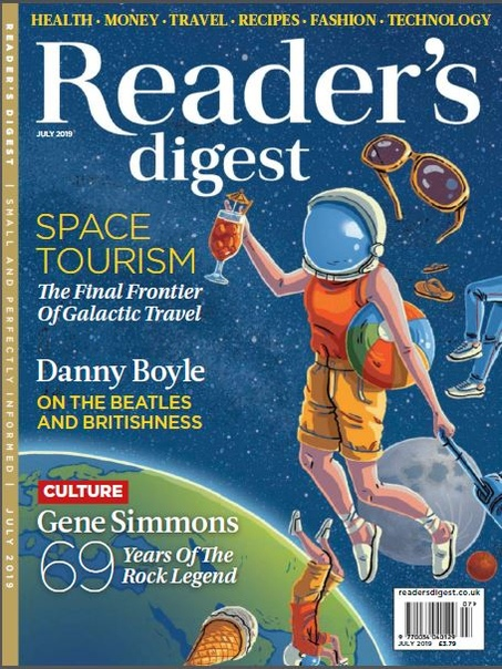 2019-07-01 Readers Digest UK