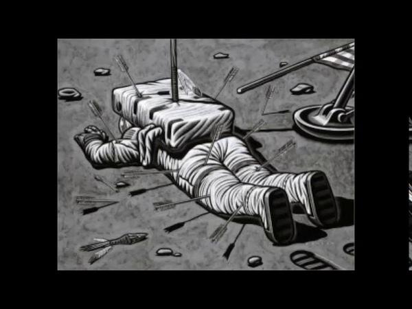 Priznanie režiséra Stanleyho Kubricka o natočení falošného pristania na mesiaci podarený vtip aleb