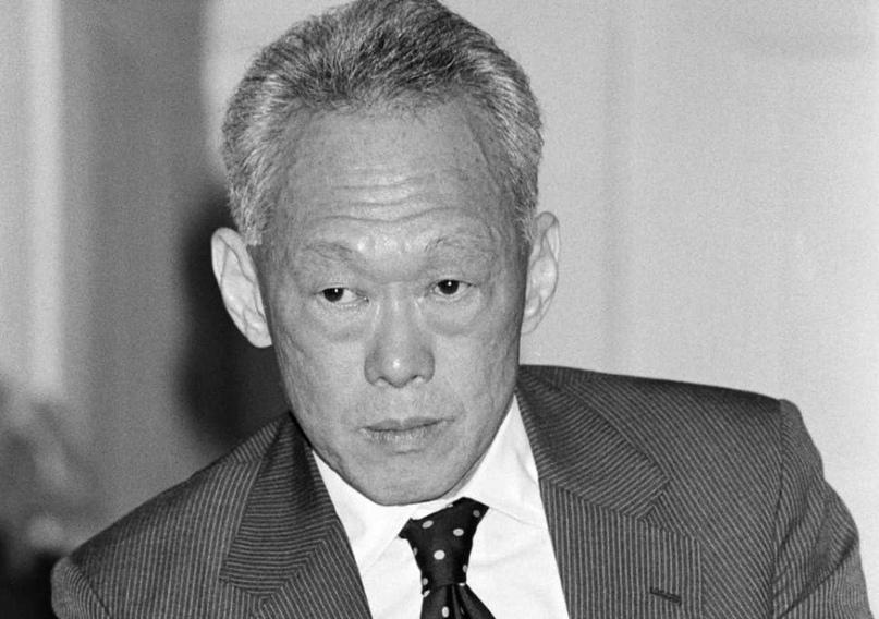 Легенда сингапурской политики Ли Куан Ю