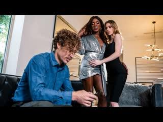 Anya Olsen, Ana Foxxx - Matriarch: Scene 1 [DigitalPlayground] Lesbian Лесбиянки Ebony Interracial Oil 69 Porn Порно С Сюжетом