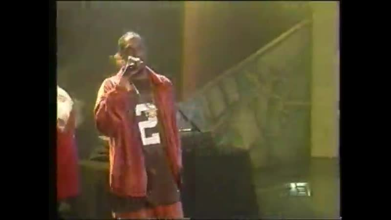 Snoop Dogg, Xzibit Nate Dogg Bitch Please Live @ BET Live From LA, 10-10-1999