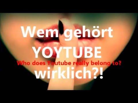 Wem gehört Youtube wirklich? Englisch-Sub