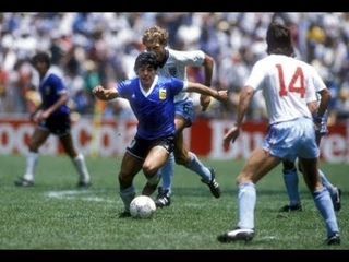 World Cup 1986       Argentina vs England (1/4 finals)   full match