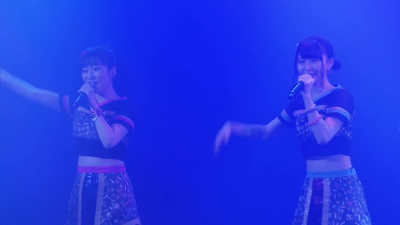 Naiki Kokoro, Yamamoto Mikana, Yamada Suzu, Kawakami Chihiro - Yaban na Soft Cream @ 181205 NMB48 Stage Under Girls