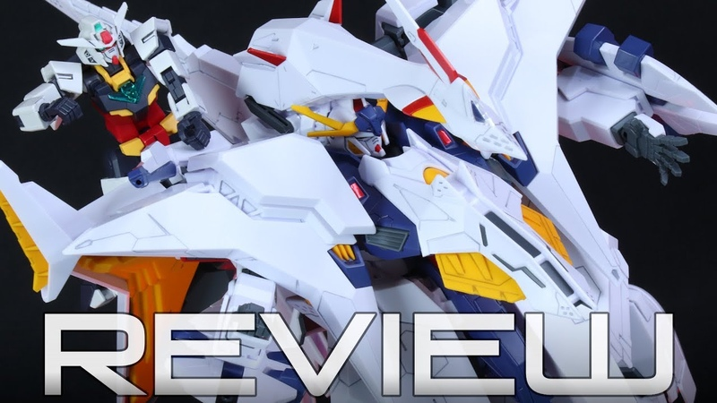 HG Penelope and Gundam Odysseus Review | HATHAWAY'S FLASH