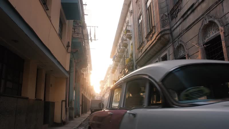 ГАВАНА A Day in Havana Cuba Havana La Habana El Malecon Miramar Солнце Океан Малекон Капитолий Гавана Куба