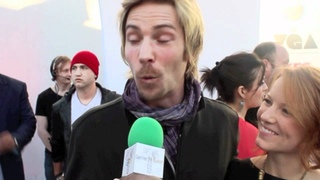 """Troy Baker Voice of """"The Last of Us"""" Interview Spike VGA 2011"""