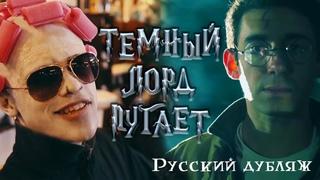 Тёмный Лорд Пугает - Гарри Поттер, пародия | Dark Lord Funk - Harry Potter Parody [РУССКИЙ ДУБЛЯЖ]