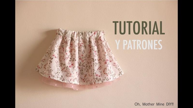 Conjunto blusa y falda parte 1 aprender a coser la falda patrones gratis