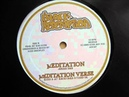 10 Side B 1. Jonah Dan - Meditation / 2. Russ D at Backyard Studio UK - Meditation Verse