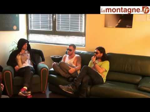 Interview exclusive avec 30 Seconds to Mars avant leur concert à Clermont Part 2