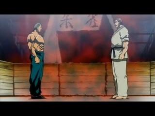 Рецу Кайо против Ороти Кацуми/Retsu Kaioh vs Katsumi Orochi