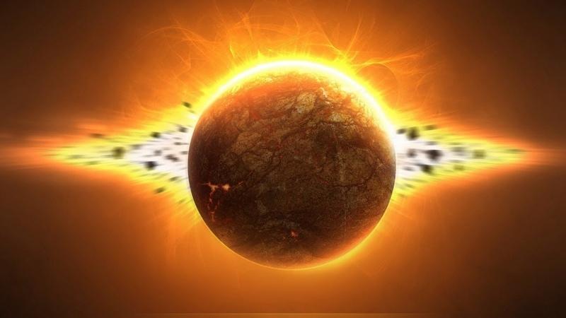 Неизведанная Вселенная Крайности космической погоды Самый большой шторм Космическая одиссея