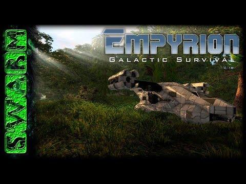Empyrion Galactic Survival 🔫⚙️🚀 Наконец отправляемся в космос снова 😀