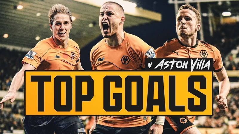 Jarvis' volley and Jota's smash Wolves' best goals against Aston Villa