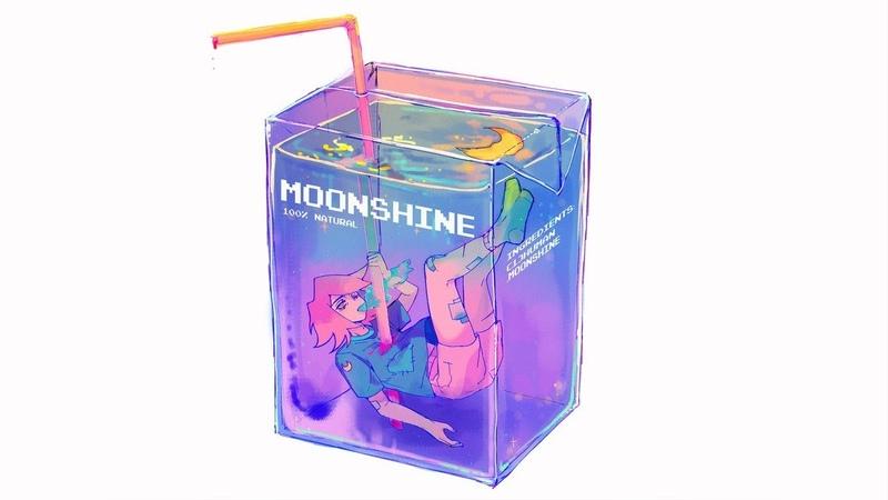 Paint Tool SAI Speedpaint | Moonshine [Original Character]