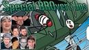 Реакция Летсплейщиков на Помощь Чарли The Henry Stickmin Collection Special BROvert Ops