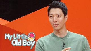 """Lee Dong Gun """"I try to spend my time with my kid"""" [My Little Old Boy Ep 106]"""