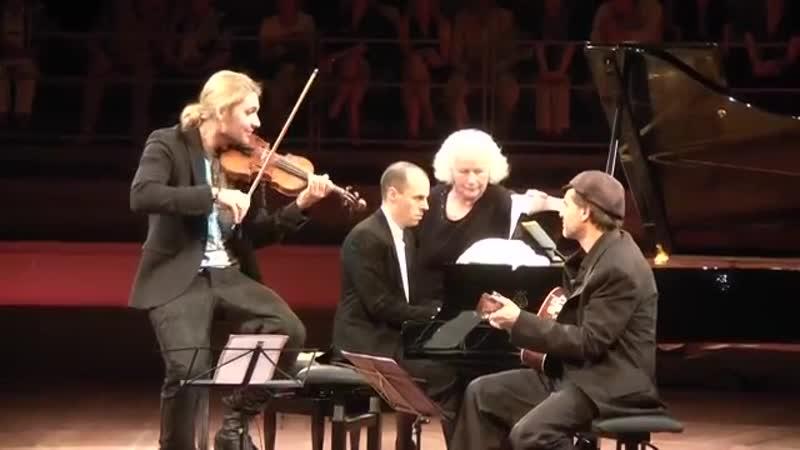 David Garrett Julien Quentin Marcus Wolf Philharmonie Berlin 02 May 2012