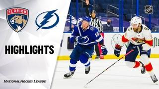 Florida Panthers vs Tampa Bay Lightning   , 2021   Game Highlights   NHL 2021   Обзор матча